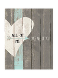 All of Me II Posters by Jo Moulton