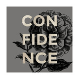 Confidence Prints by Evangeline Taylor