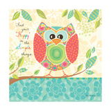 Unique Owl Prints by Kathy Middlebrook