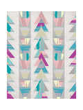Geometric Triangle I Prints by Shanni Welsh
