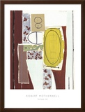 The Painter Framed Giclee Print by Robert Motherwell