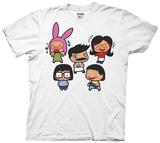 Bob's Burgers - Chibi Characters T-Shirt