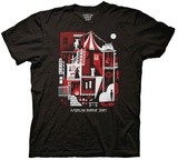 American Horror Story - House Of Horrors Season Mashup T-shirts