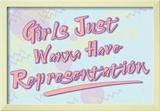 Representation Poster