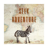 Seek Adventure Prints by Susannah Tucker