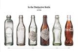 Coca-Cola - Bottle Evolution II Prints