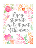If You Stumble... Posters by Joan Coleman