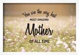 Very Best Mother Print