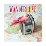 Wanderlust Prints by Susannah Tucker