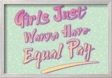 Equal Pay Prints
