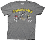 Animaniacs - Jumping Group T-Shirt