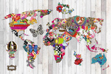 Melli Mello - World Prints