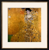 Adele Bloch-Bauer I, 1907 Posters by Gustav Klimt