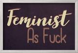 FeministAF Poster