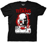 Attack on Titan - Colossal Titan Poster T-Shirt
