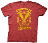 Buffy The Vampire Slayer - Sunnydale Slayers Club T-Shirts