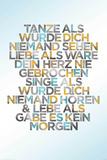 Tanze II... Posters