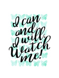I Can & I Will Art by Joan Coleman