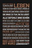 Dies ist dein Leben... Poster