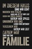 In Diesem Haus... Posters