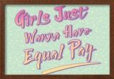 Equal Pay Print