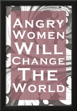 Angry Women Poster