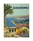 Sanremo / Alicandri Roma Prints by  Barabino e Graeve