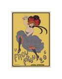 Le Frou Frou 20', journal humoristique Prints by Leonetto Cappiello