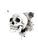 Skull II Poster di Philippe Debongnie