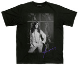 Janis Joplin - Baron Wolman photo T-shirts