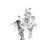 Let's Do Cocktails Kunstdrucke von Roger Vilar