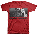 Juvenile: Lego Star Wars - Luke, I Am Your Father T-shirts