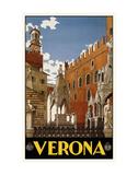 Verona Print by  Pizzi & Pizio