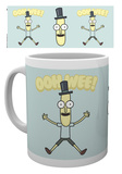 Rick & Morty - Mr Poopy Butthole Taza