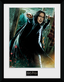 Harry Potter - Snape Wand Collector Print