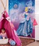 Cinderella - Night Mural de papel pintado