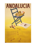 Andalucia Prints by  Vintage Poster
