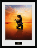 Wonder Woman - Kneel Collector Print