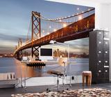 Bay Bridge Wallpaper Mural