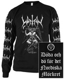 Long Sleeve: Watain - Baphomet Camisetas de manga larga