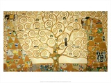 The Tree of Life, 1905 Prints by Gustav Klimt