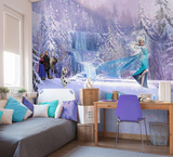 Frozen - Forest Papier peint