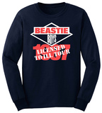 Long Sleeve: Beastie Boys - Licensed To Ill 1987 Tour Long Sleeves