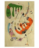 Composition ll, 1922 Posters by Wassily Kandinsky