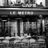 Paris Scene II Posters by Emily Navas