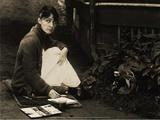 Georgia O'Keeffe, 1918 Kunstdrucke von Alfred Stieglitz