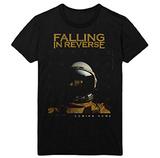 Falling In Reverse - Space Helmet T-Shirts