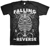 Falling In Reverse - Structure T-Shirt