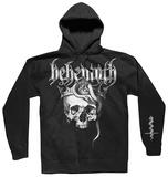 Hoodie: Behemoth - Skull Pullover Hoodie