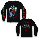 Long Sleeve: Sodom - In The Sign of Evil T-shirt a maniche lunghe